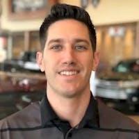 Austin  Conroy at Bob Rohrman Toyota