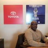 Timothy Brown at Bob Rohrman Toyota
