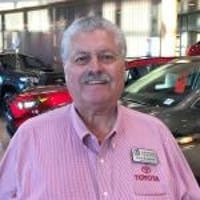 Larry Rainford at Bob Rohrman Toyota