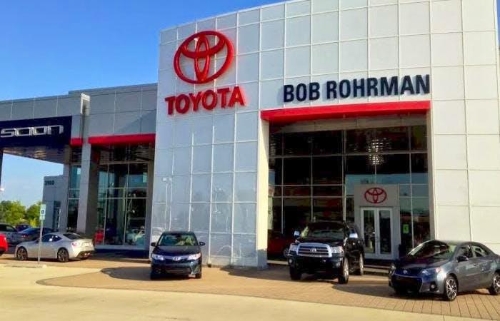 Bob Rohrman Toyota, Lafayette, IN, 47905
