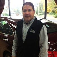 James McCowan at J&M Automotive