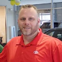 Greg Haines at Cain Toyota