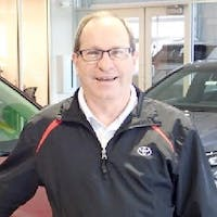 Greg Owens at Cain Toyota