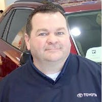 Robert Rowan at Cain Toyota
