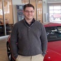 Alex Bailey at Cain Toyota