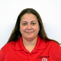 Becky Chatelain at Cain Toyota