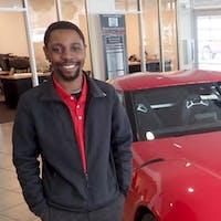 Rickey Pyles at Cain Toyota