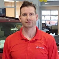 Greg Evans at Cain Toyota