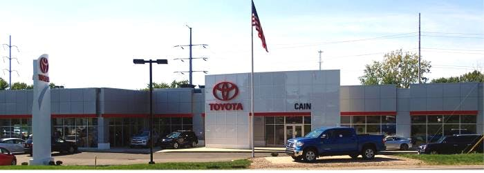 Cain Toyota, North Canton, OH, 44720