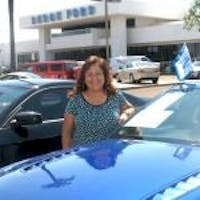 Michelle Baldenegro at Larry H. Miller Ford Mesa