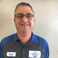 Chad Wright at Peru Ford - Service Center