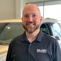 Kevin Huff at Sellers Buick GMC