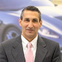 "Tariq ""Tony"" Al-Taweel at Route 66 Chevrolet"