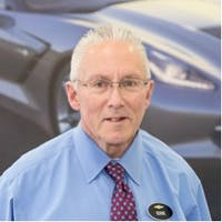 Eddie Enloe at Route 66 Chevrolet