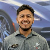 Ricky Cortez at Route 66 Chevrolet