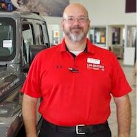 Matt  Gerhard at San Antonio Dodge Chrysler Jeep Ram