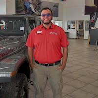 Carlos Munoz at San Antonio Dodge Chrysler Jeep Ram