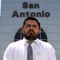 Adam Cantu at San Antonio Dodge Chrysler Jeep Ram