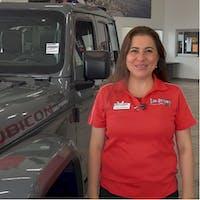 Liliana Michalick at San Antonio Dodge Chrysler Jeep Ram