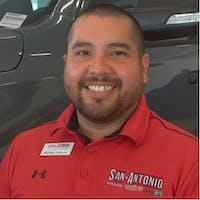 Mike Vasquez at San Antonio Dodge Chrysler Jeep Ram