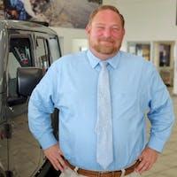 Christopher  Jones at San Antonio Dodge Chrysler Jeep Ram