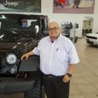 Marcos  Rivera at San Antonio Dodge Chrysler Jeep Ram