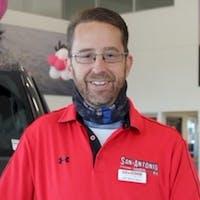 Jeffrey Withington at San Antonio Dodge Chrysler Jeep Ram