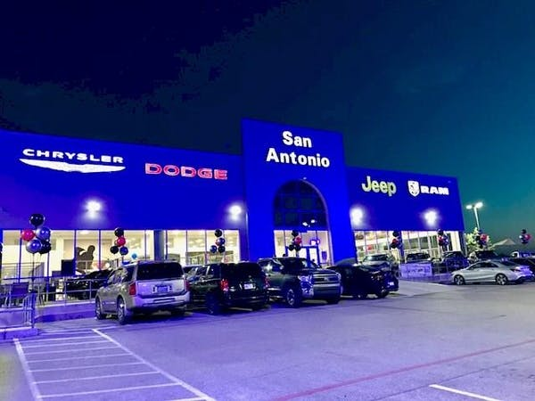 San Antonio Dodge Chrysler Jeep Ram, San Antonio, TX, 78233