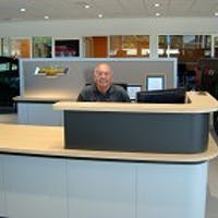 Don  Sanborn at Colonial Chevrolet