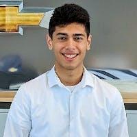 Reza Husian at Colonial Chevrolet