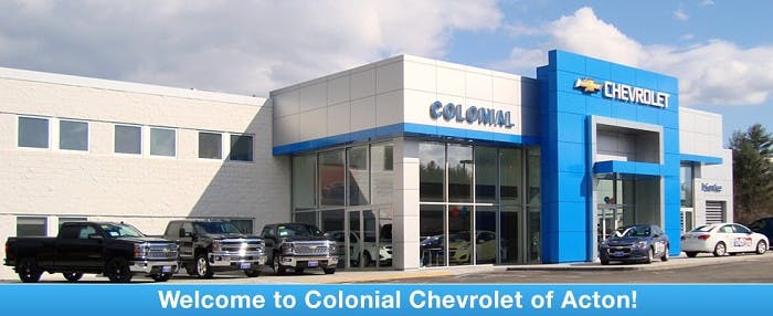 Colonial Chevrolet, Acton, MA, 01720