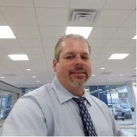 Brian Nelson at Allen Chevrolet Cadillac
