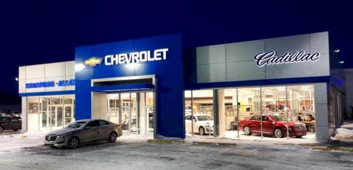 Allen Chevrolet Cadillac, Monroe, MI, 48161