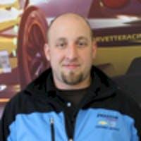 Adam Brown at Preston Superstore