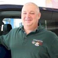 Tod Sherrill at Preston Superstore