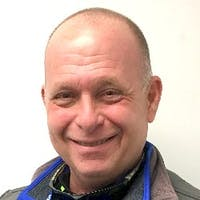 Bruce Friedman at Preston Superstore