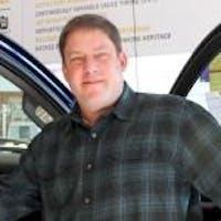 Bob Powell at Preston Superstore