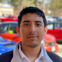 Damian Gutierrez at Modern Auto Sales