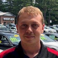 Matt Bisbee at Modern Auto Sales