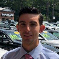 Max Caggiano at Modern Auto Sales