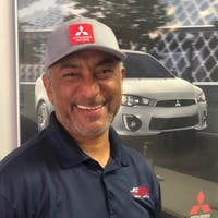 Eddie Santiago at RC Hill Mitsubishi