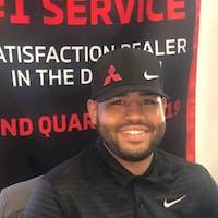 Omar Garcia at RC Hill Mitsubishi - Service Center