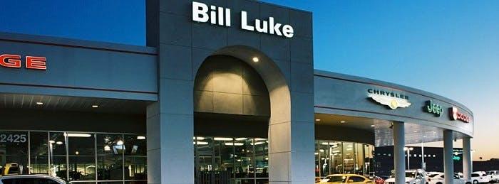 Bill Luke Jeep >> Bill Luke Chrysler Jeep Dodge Ram Chrysler Dodge Jeep