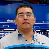 Hector Arvizu at Capistrano Mazda