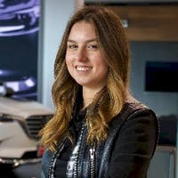 Lauren  Garza  at Capistrano Mazda