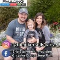 Eric Stallworth at Paulding Chrysler Dodge Jeep Ram
