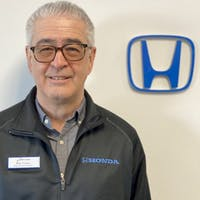Bret Cohen at Curry Honda Chicopee