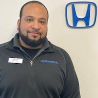 Pedro Reyes III at Curry Honda Chicopee - Service Center