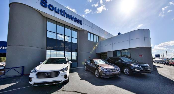 Larry H. Miller Southwest Hyundai Albuquerque, Albuquerque, NM, 87112