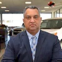 Omar Garcia at Dayton Toyota